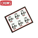 ■ CHUMS(チャムス) CH62-0009(CH620009) Booby Bird Mini Sticker (ブービーバード ミニステッカー)【ゆうメールなら送料→90円】