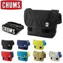 CHUMS(チャムス)エコ チャムス メッセンジャーバッグ CH60-2470 (ショルダーバッグ/ロゴプリント/メンズ/レディース/通学 通勤/おしゃれ/かわいい/BAG)
