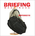  BRIEFING (briefing) [product made in BRF080219  duffel bag Oval bag  U.S.A.] (Boston bag, traveling bag ) free shipping!) [smtb-td]