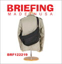  BRIEFING (briefing) BRF122219 &quot;NEO TRI MOON&quot; neo-try moon (shoulder bag) [MADE IN USA  free shipping!] Collect on delivery fee free of charge! [smtb-td]