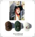 2017 A/W Go to Hollywood ゴートゥハリウッド 1478002ストライプ H CAP【L 54cm】【LL 56c