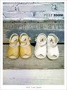 ZOOM(ズーム) 1414 Cross Sandal 【13cm~14cm】【キャメル】【シルバー】【牛革】【メール便不可】