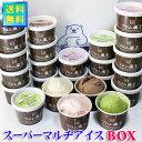 【送料無料】フロム蔵王 HybridスーパーマルチアイスBOX24【アイスクリームセット】...