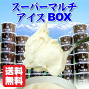 【送料無料】フロム蔵王 スーパーマルチアイスBOX24 【アイスクリーム】