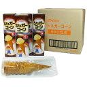 日世シュガーコーン(6入)×12箱 ソフトクリーム アイスクリーム用コーン