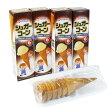 日世シュガーコーン(6入)×4箱 [ソフトクリーム・アイスクリーム用コーン]
