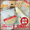 【送料無料】フロム蔵王 半熟仕上げの濃厚チーズケーキ10個セット