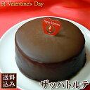 [早割1/31迄]◆バレンタイン◆ミニ・ザッハトルテ4号【送料込み】