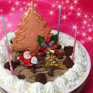 [11/30迄早割]★Xmas★Newデコレーションアイスケーキ【送料無料】アイスクリーム