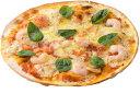 にんにくと小エビのピザ(Lサイズ・直径約22cm)(税込・送