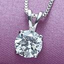 楽天で最も売れたネックレス【送料無料】豪華1.25カラットczダイヤモンドネックレス