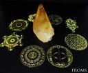古代神聖幾何学コンプリート8種類エナジーカード