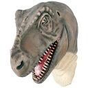 FRP恐竜オブジェ ド迫力の頭部[T-Rex] 置物 白亜紀 肉食恐竜 獣脚類 ティラノサウルス ティーレックス 標本 博物館 店舗 イベント ディスプレイ 実物大 等身大 リアル 【whlny】
