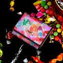 レトロポップなアートレザーのキーケース Chiave CANDY(キアーヴェ キャンディ)【FRUTTI DI BOSCO】