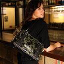 ●フルッティ ディ ボスコ● アートレザーのボストンバッグMagnanimo pacco VITA(マグナニモパッコ ヴィータ) レディース ボストンバッグ 本革 アートレザー