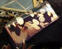 エナメル 財布 長財布ALBA nightlamp silver(アルバナイトランプ シルバー)エナメル 財布 長財布 レディース レザー アートレザー 本革 フルッティディボスコ