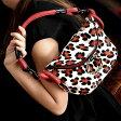 【NEW ARRIVAL】リトルブラックドレスを鮮やかに引き立てるレオパード Kate felino(ケイト フェリーノ)