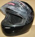 【B品未使用】在庫処分 フルフェイスヘルメットブラック10P03Sep16