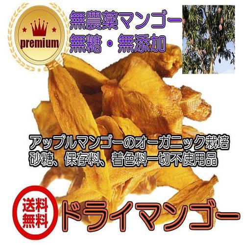 送料無料 無添加 マンゴー 100g/50gが2パック ドライフルーツ ハラール(ハラールPマンゴー×2)無農薬 砂糖不使用 オーガニック