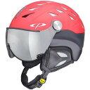 ゴーグル付ヘルメット「CP CUMA(クーマ)」CIO(CP1609)