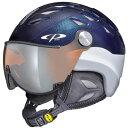 ゴーグル付ヘルメット「CP CUMA(クーマ)」BPM(CP1610)