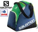 【35%OFF】サロモンsalomon スキー スノーボード ブーツバック「EXTEND GEAR BAGエクステンドギアバッグ/ブルー×グリーン」L37695900