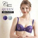 チェスニー ビューティ Chasney Beauty ブラジャー QUEEN GLOW UP BRA (グローアップブラ) 3/4カップブラ 育乳 インポートランジェリー 育乳ブラ CB313031P