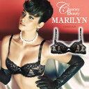 (チェスニー・ビューティ )Chasney Beauty(マリリン) MARILYN ブラ プッシュアップブラジャー 育乳ブラ 谷間 脇補正 デコルテ CB3067/31P