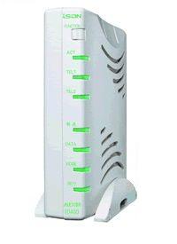 ISDN ターミナルアダプタ(DSU内蔵、切離し可)【ALEX-TD480】ALEXON/アレクソン