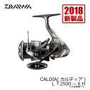 【ポイント最大42倍】ダイワ(Daiwa) 18カルディア LT 2500-XH /スピニングリール...