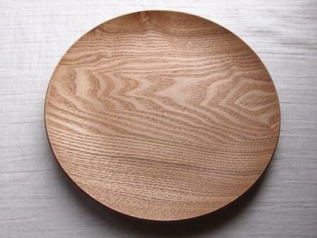 木製品 ラウンド トレイ 25センチ ウィローウッド 木製プレート 木製食器  ワンプレート 木製トレー 【今月のsale/fucca限定価格 】
