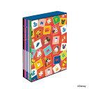 アルバム ナカバヤシ ディズニーキャラクター パーツ 5冊BOXポケットアルバム ア-PL-1031-5 【Disneyzone】 ベビー 写真 フォトアルバム 103