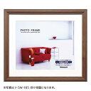 ナカバヤシ 木製写真額(ブラウン)A4判 フ-SW-184-BR フォトフレーム 写真 壁掛け #300#