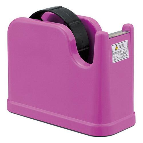 ナカバヤシ テープカッター NTC-201-P ピンクの商品画像