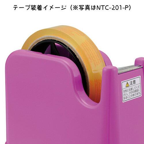ナカバヤシ テープカッター NTC-201-P...の紹介画像2