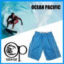 【OCEAN PACIFIC】オーシャンパシフィックサーフトランクス(インナーパンツ付)