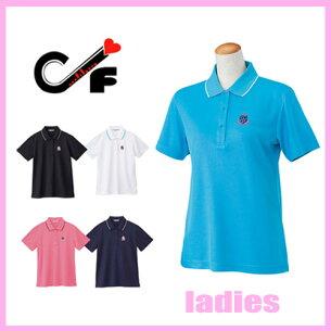 CONFIDENCE コンフィデンス レディース ポロシャツ