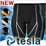Tesla high-performance underwear ハーフレギングス