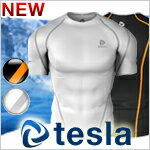 Tesla high-performance underwear short sleeve