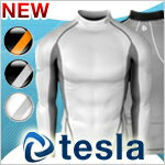 High-performance underwear turtle neck long sleeve