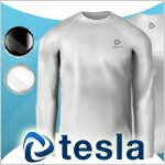 Tesla high-performance underwear loose-fit long sleeve
