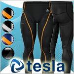 【TESLA】tesla量功能内衣ronguregingusu[【TESLA】テスラ高機能アンダーウェアロングレギングス]