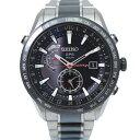 セイコー 腕時計 アストロン 7X52-0AF0 SEIKO 黒文字盤 セラミック×チタン メンズ クォーツ 【中古】【送料無料】