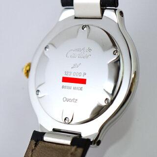 CARTIER/カルティエ/マスト21/レディース/腕時計/クォーツ[中古][送料無料]