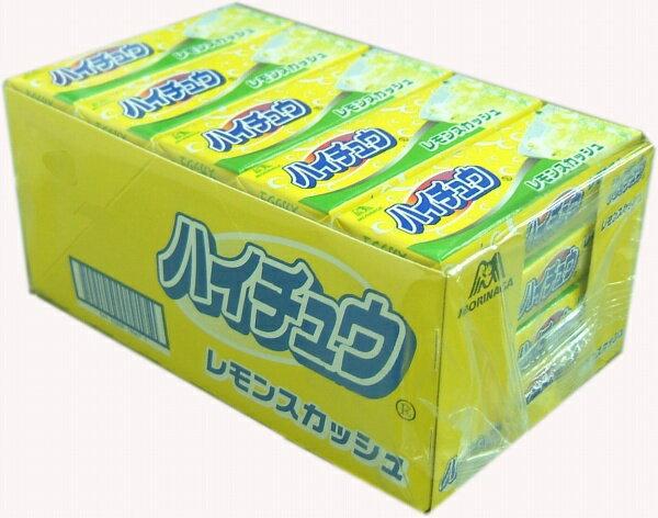 morinaga森永柠檬味果汁软糖20条装