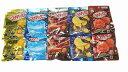 【代引き不可】【DM便でお届け】【同梱不可】送料無料 味覚糖 シゲキックス5種類セ