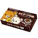 【黒糖ドーナツ棒16本/箱(リラックマパッケージ:ぎゅーっ)】(黒糖ドーナツ棒のフジ