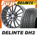 【送料無料】 225/50R18 18インチ DELINTE デリンテ DH2(限定) サマータイヤ ホイール4本セット