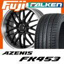 【送料無料】 245/35R20 20インチ BLACK FLEET ブラックフリート V210Re 8.5J 8.50-20 FALKEN ファルケン アゼニス FK453(限定) サマータイヤ ホイール4本セット