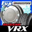 【送料無料】 BRIDGESTONE ブリヂストン ブリザック VRX 135/80R12 12インチ スタッドレスタイヤ ホイール4本セット ELBE エルベ オリジナル スチール 4J 4.00-12